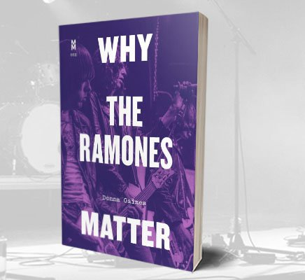Donna Gaines: Why the Ramones Matter